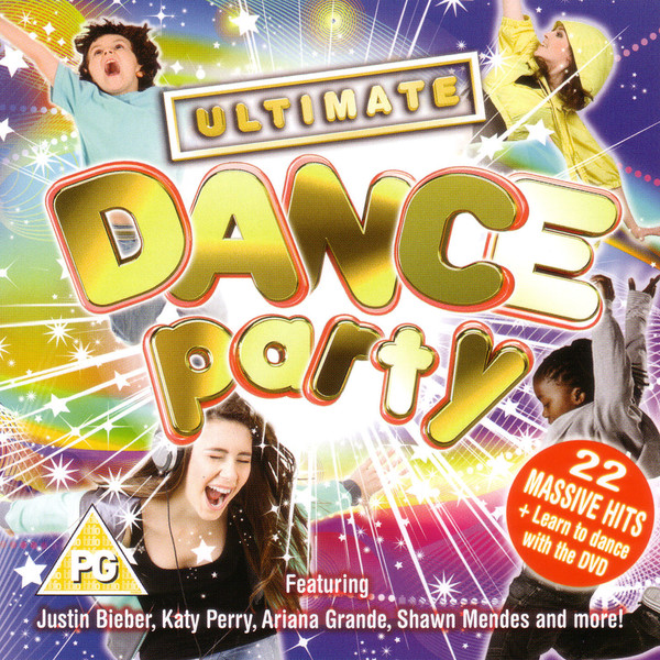 VA - Ultimate Dance Party (2016)