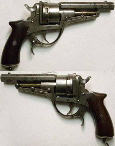 Револьвер системы Галана.
